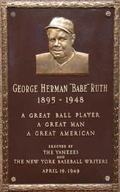 The House That Ruth Built Babe Ruth Central: Babe Ruth, Babe Ruth ...