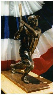 BabeRuthAward The Babe Ruth Homerun Award